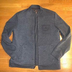 Tasso Elba men's zip up coat